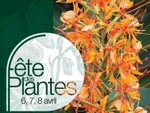 Fête des Plantes de Saint-Jean de Beauregard, 6-7-8 avril 2018