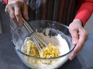 Préparation de la pâte / I.G.