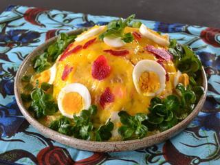 Salade ukrainienne