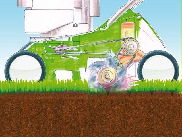 Scarificateur : pour une pelouse en pleine santé
