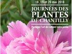 Journées des Plantes de Chantilly, 18, 19, 20 mai 2018