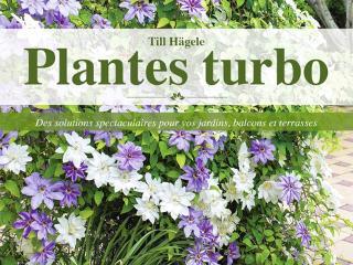 Plantes turbo - Livre de Till Hägele