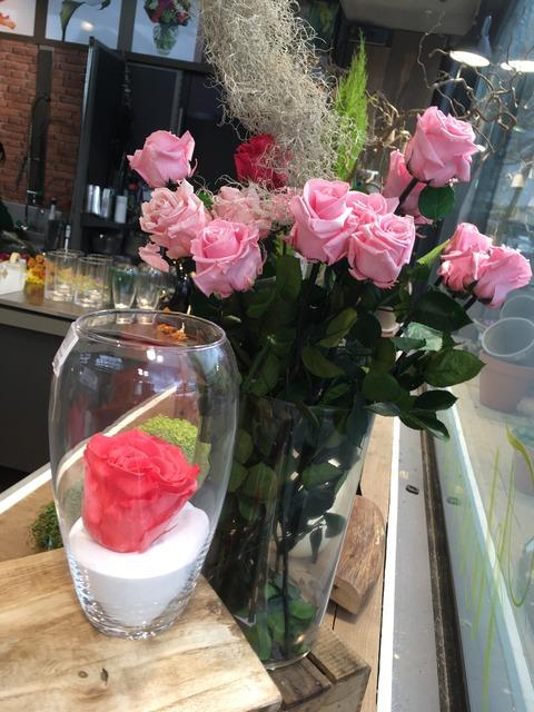 Les fleurs stabilisées : naturelles et éternelles