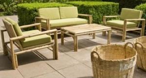 Stunning Prix D Un Salon De Jardin En Bambou Contemporary - House ...