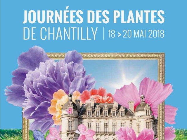 Nouveautés 2018 aux Journées des Plantes de Chantilly