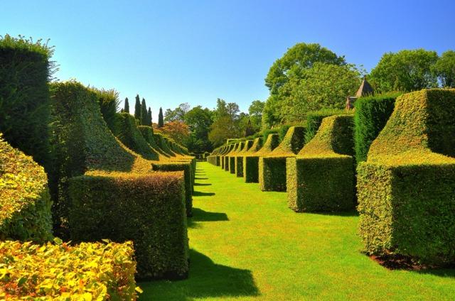 Jardins D Eyrignac Dordogne Les Plus Beaux Jardins De France