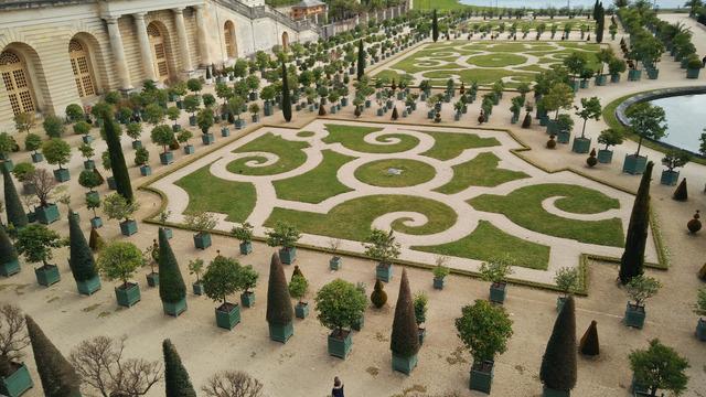 Jardins Du Chateau De Versailles Yvelines Les Plus Beaux