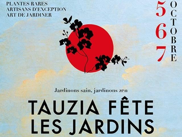 Tauzia fête les jardins - 5,6,7 octobre 2018