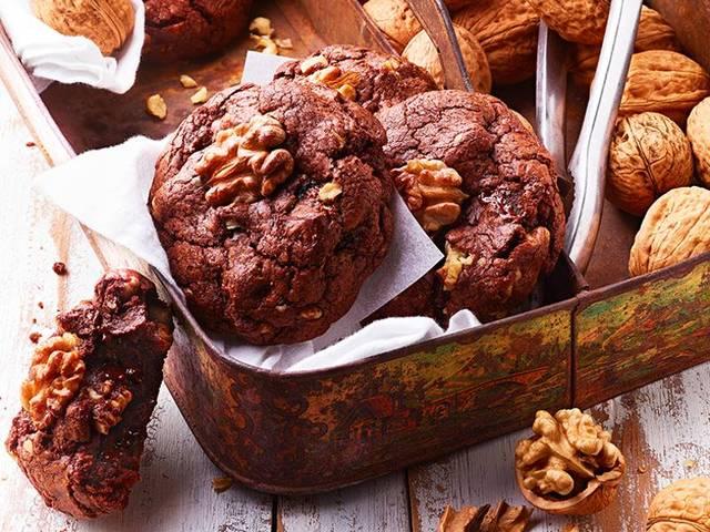 Cookies Moelleux Au Chocolat Et Aux Noix De Grenoble Aop