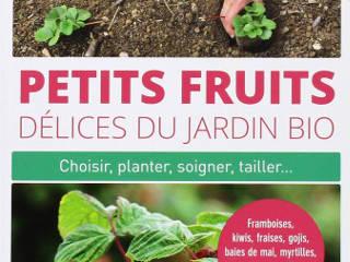 Petits fruits délices du jardin bio - Livre de Denis Pépin