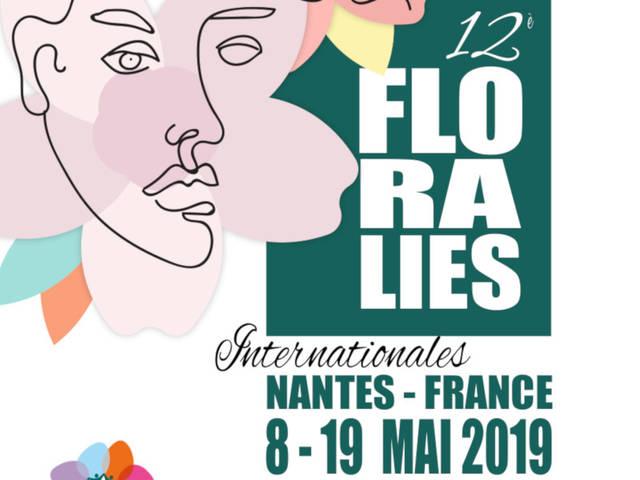 Floralies Internationales de Nantes ? mai 2019