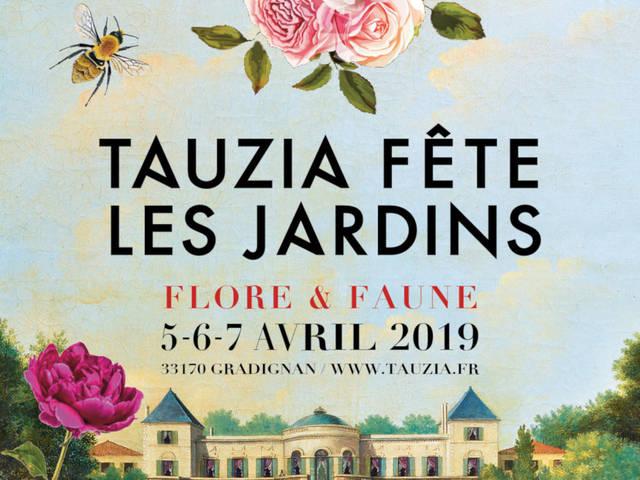 Tauzia fête les jardins - printemps 2019
