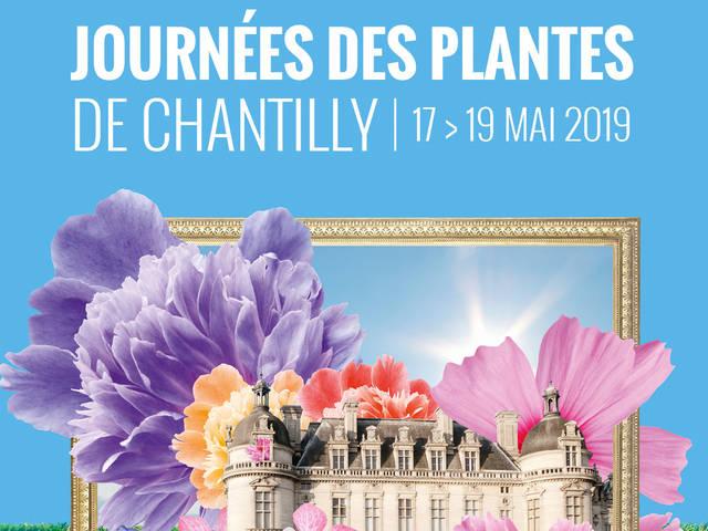 Journées des Plantes de Chantilly, 17, 18, 19 mai 2019