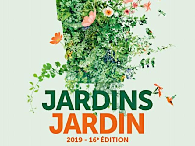 Jardins, Jardin aux Tuileries - du 5 au 9 juin 2019