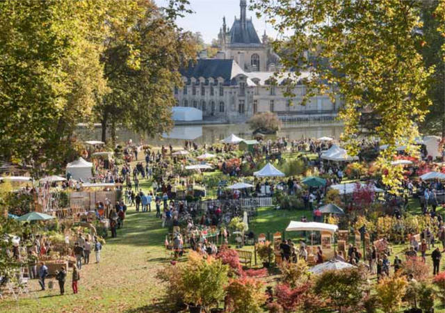 Journées des Plantes de Chantilly - octobre 2019