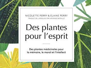 Des plantes pour l'esprit - Livre de Nicolette Perry & Elaine Perry