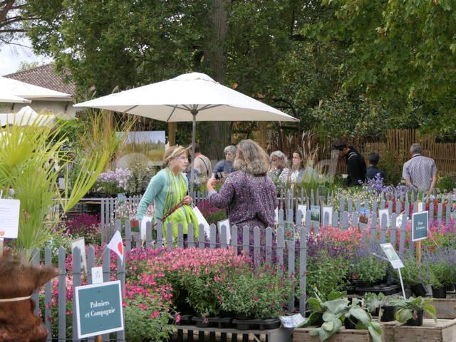 Tauzia fête des plantes et des jardins - 25,26 et 27 octobre 2019