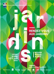 Les Rendez-vous aux jardins - Tournon-sur-Rhône - Mai 2013