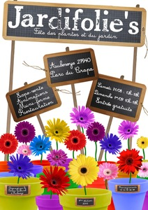 Les Jardifolie's 4ème édition - Aubevoye - Août 2013