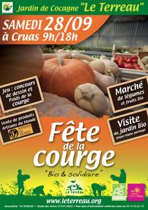 Fête de la courge - Cruas - Septembre 2013