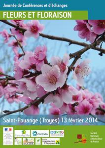 """Journée de Conférences et d'échanges sur le thème """"Fleurs et Floraison"""" - Saint-Pouange - Saint-Pouange (Troyes) - Févri..."""