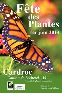 Fête des Plantes de Cardroc - Cardroc - Juin 2014