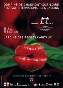Festival International des Jardins de Chaumont-sur-Loire 2015 - Chaumont-sur-Loire - Avril 2015