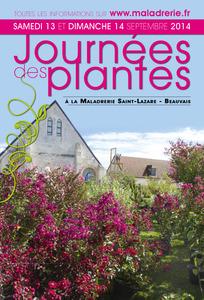 Journées des Plantes  - Beauvais - Septembre 2014