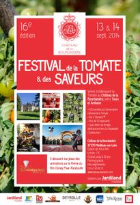 16e Festival de la Tomate et des Saveurs - Montlouis-sur-Loire - Septembre 2014