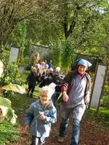 Pâques en folie dans les jardins du Parc de Wesserling  - Husseren-Wesserling - Avril 2015