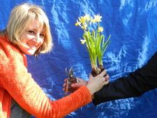 Troc' Jardin dans les jardins du Parc de Wesserling  - Husseren-Wesserling - Avril 2015