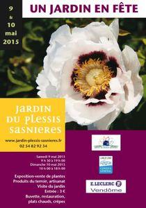 Un Jardin en fête - Sasnières - Mai 2015