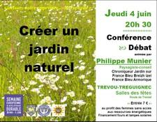 Créer un jardin naturel - Trévou-Tréguignec - Juin 2015