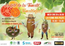 La Fête de la tomate et des légumes anciens - Bruxelles - Août 2015
