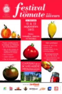 17e Festival de la Tomate & des saveurs - Montlouis-sur-Loire - Septembre 2015