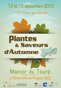 Plantes et saveurs d'automne - Omonville-la-Rogue - Septembre 2015