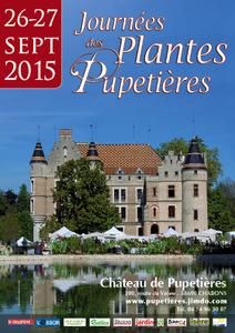 Journées des Plantes de Pupetieres - Châbons - Septembre 2015