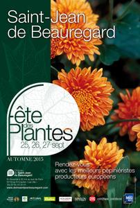 Fête des Plantes d'Automne de Saint-Jean de Beauregard - Saint-Jean de Beauregard - Septembre 2015