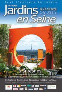 Salon Jardins en Seine - Suresnes - Avril 2016