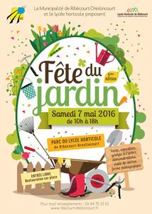 Fête du jardin - Ribécourt-Dreslincourt - Mai 2016