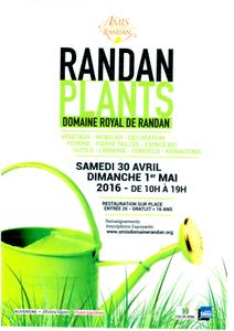 RandanPlants  - Randan - Avril 2016