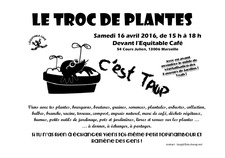 Grand Troc de Plantes - Marseille - Avril 2016