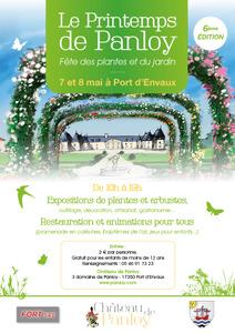 Printemps de Panloy - Port d'Envaux - Mai 2016