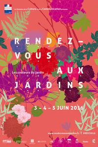Rendez-vous aux Jardins 2016, au Domaine du Rayol - Rayol-Canadel-sur-Mer - Juin 2016