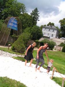 Fête du Sentier pieds-nus - Husseren-Wesserling - Juillet 2016