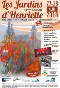 Les Jardins d'Henriette - Saint-Avold - Août 2016