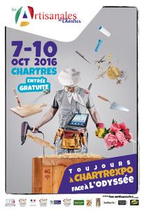 Les Artisanales de Chartres - Chartres - Octobre 2016