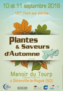 Plantes et Saveurs d'Automne 2016, 12ème édition - Omonville-la-Rogue - Septembre 2016