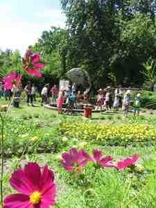 Fête de clôture du Festival des Jardins Métissés - Husseren-Wesserling - Octobre 2016