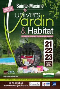 Univers Jardin & Habitat - Sainte-Maxime - Avril 2017